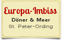 Europa-Imbiss St. Peter-Ording